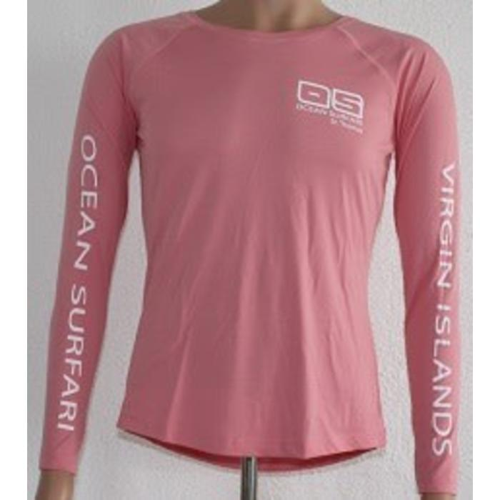 Vapor Ladies Dry-Fit LS PP