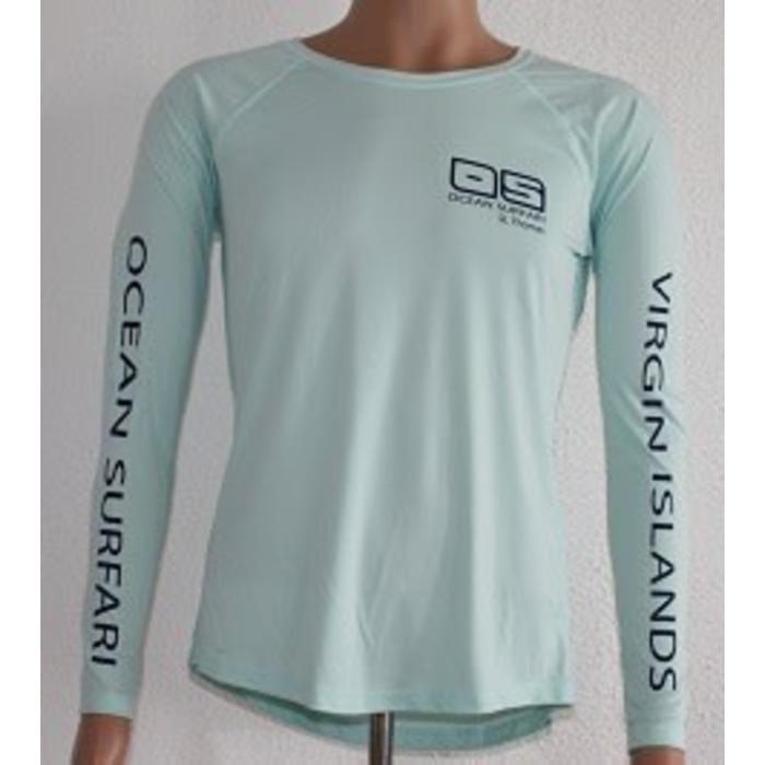 Vapor Ladies Dry-Fit LS SG