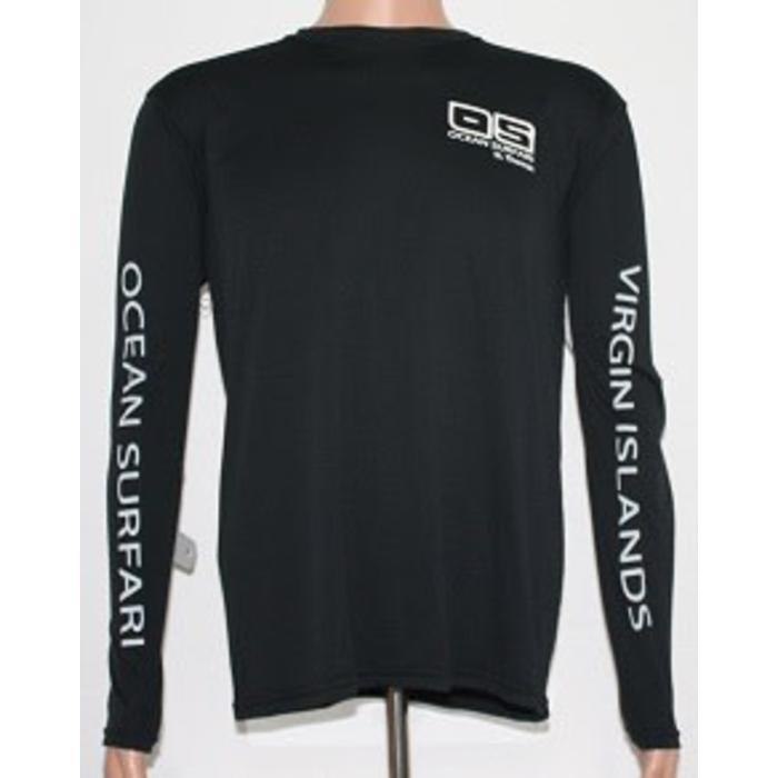 Vapor Men's Dry-Fit Long Sleeve Black