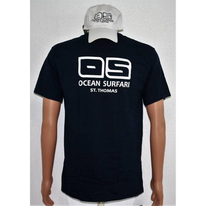 Hat/Shirt Combo White/Navy