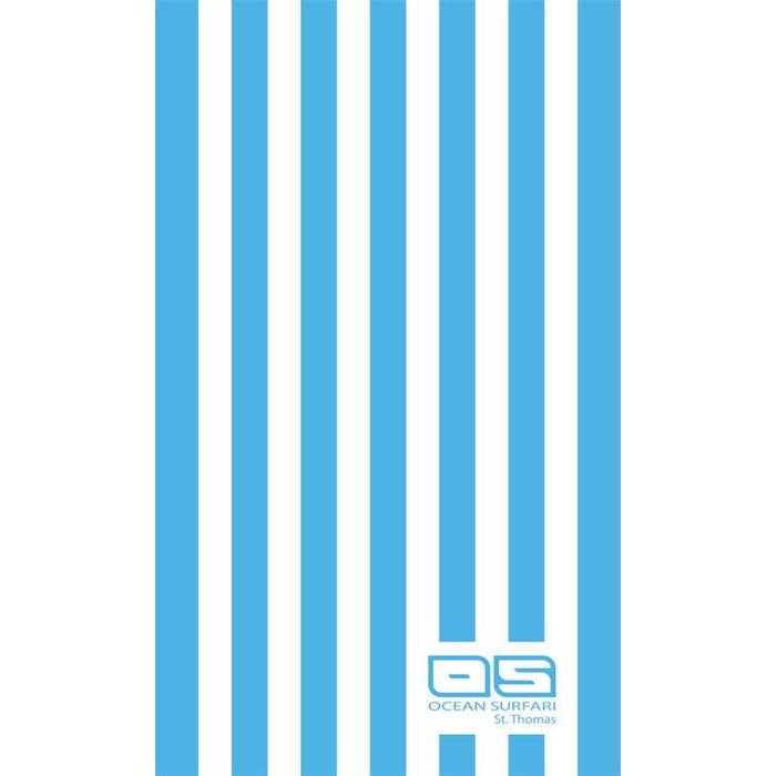 Beach Towel Light Blue