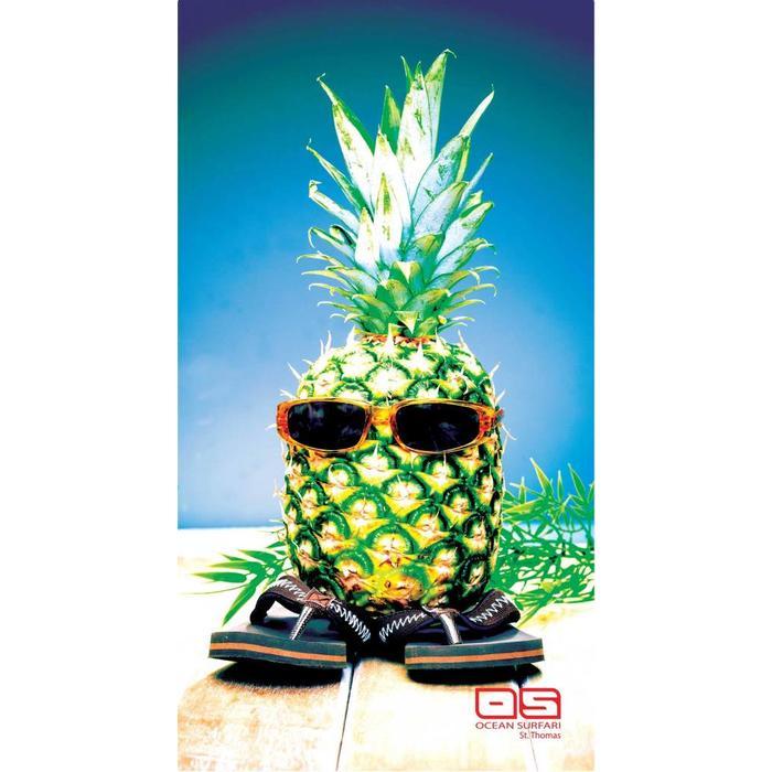Beach Towel Pineapple
