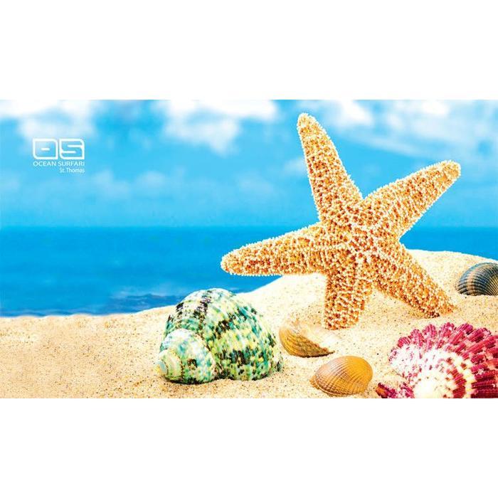 Beach Towel Starfish
