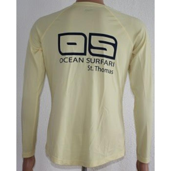 Vapor Ladies Dry-Fit Long Sleeve Pale Yellow