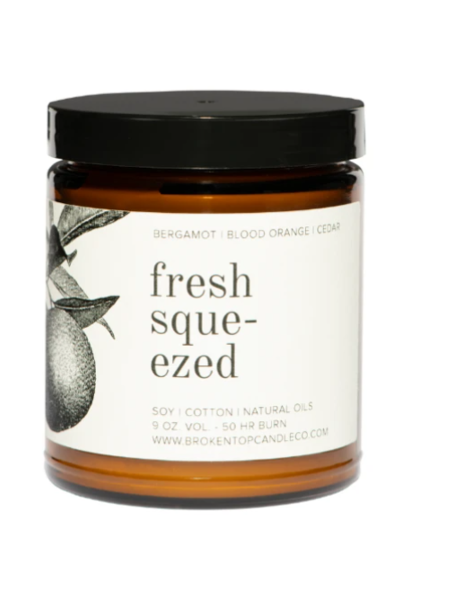 Candle - 9 oz. - Fresh Squeezed