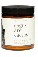 Candle - 9 oz. - Saguaro Cactus