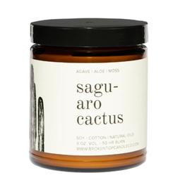 Saguaro Cactus Candle
