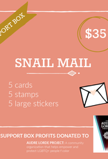 Snail Mail Support Box