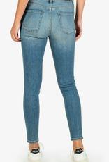 Donna Hi-Rise Ankle Skinny Jeans