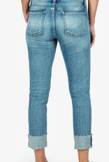 Catherine Boyfriend Jeans With Cuffs