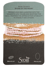 Scout Wrap Rose Quartz