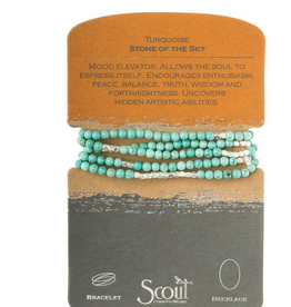 Scout Wrap Turquoise