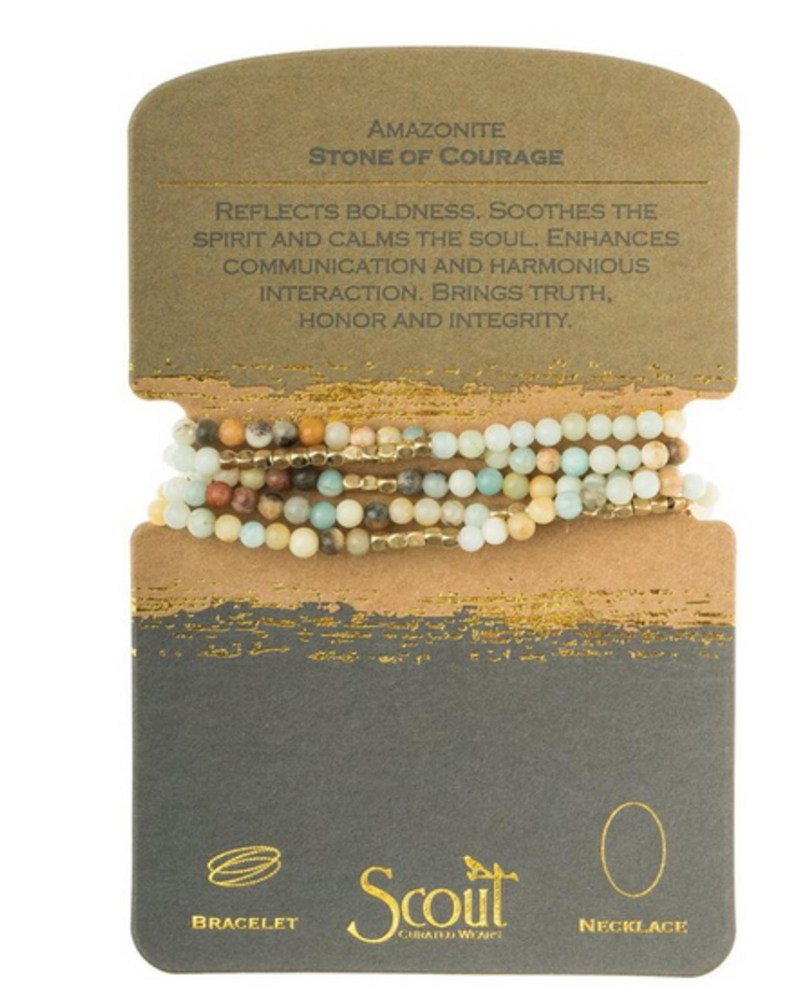 Scout Wrap Amazonite