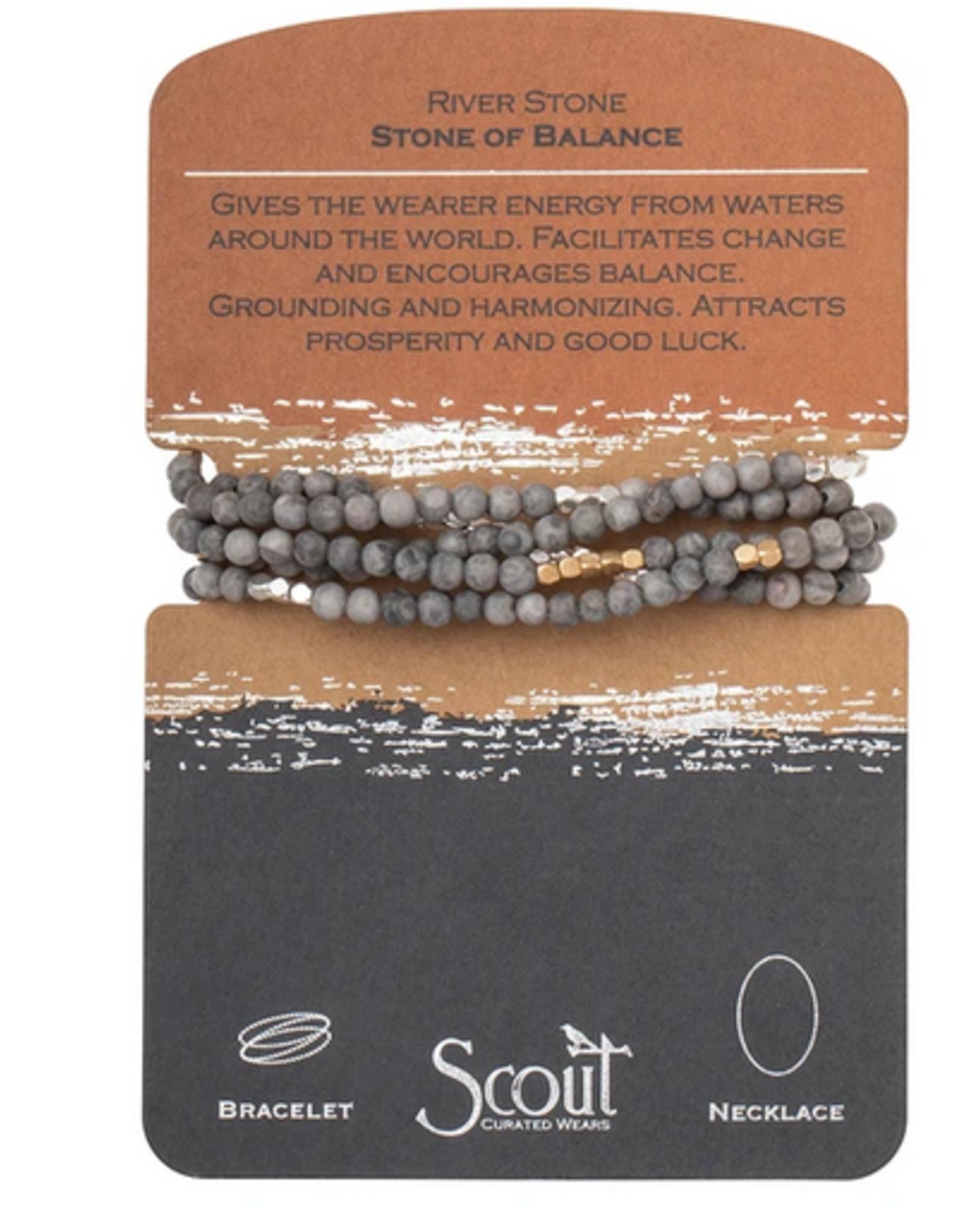 Scout Wrap River Stone