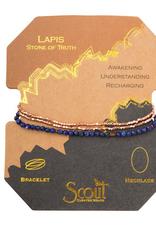 Scout Delicate Wrap Lapis