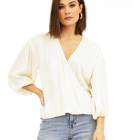 Bubble Sleeve Top - TF1794