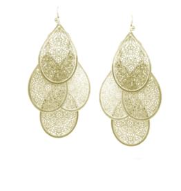 Lightweight Chandelier Earrings