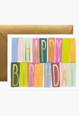 """""""Merida"""" Birthday Card"""