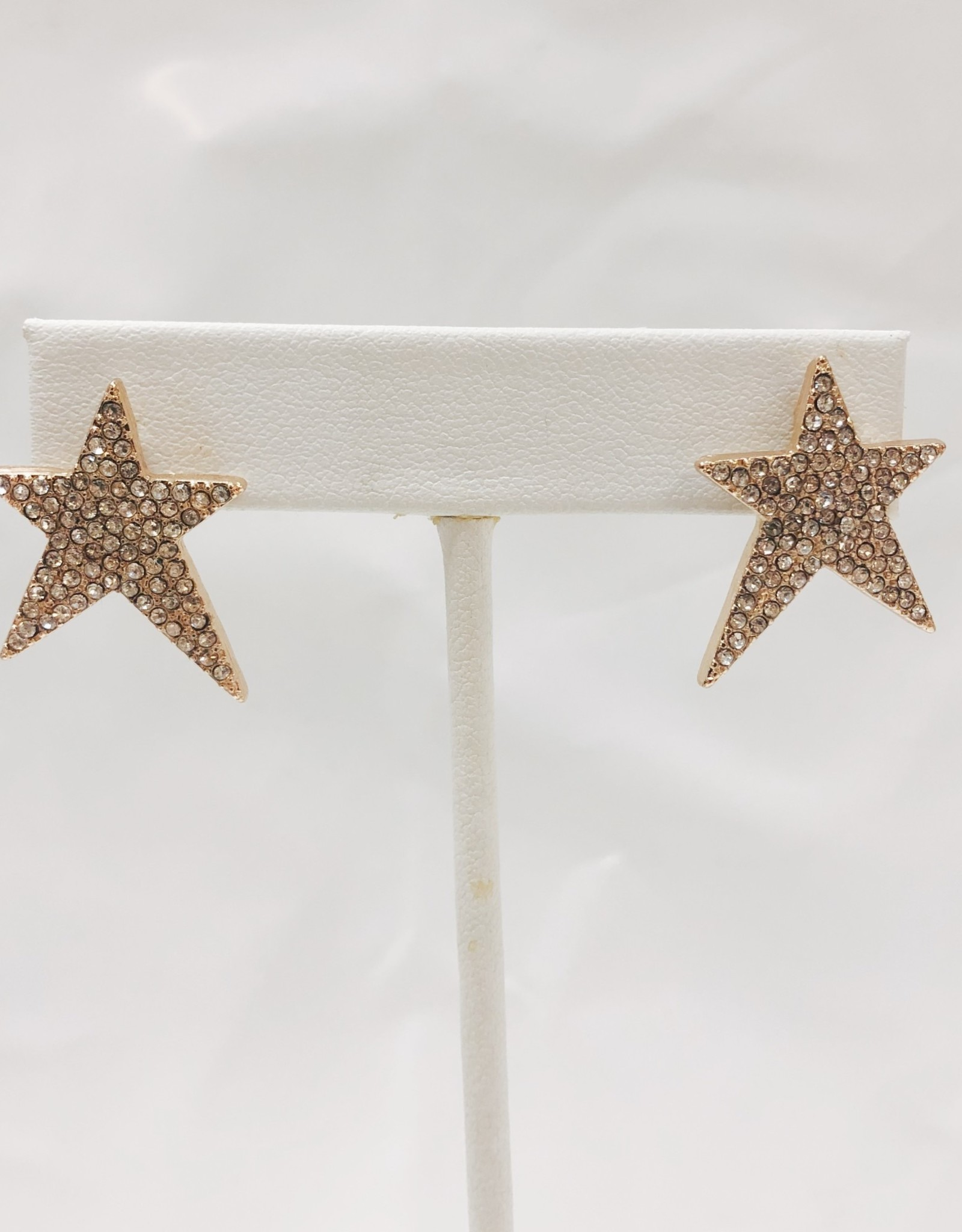 Sparkling Star Earrings