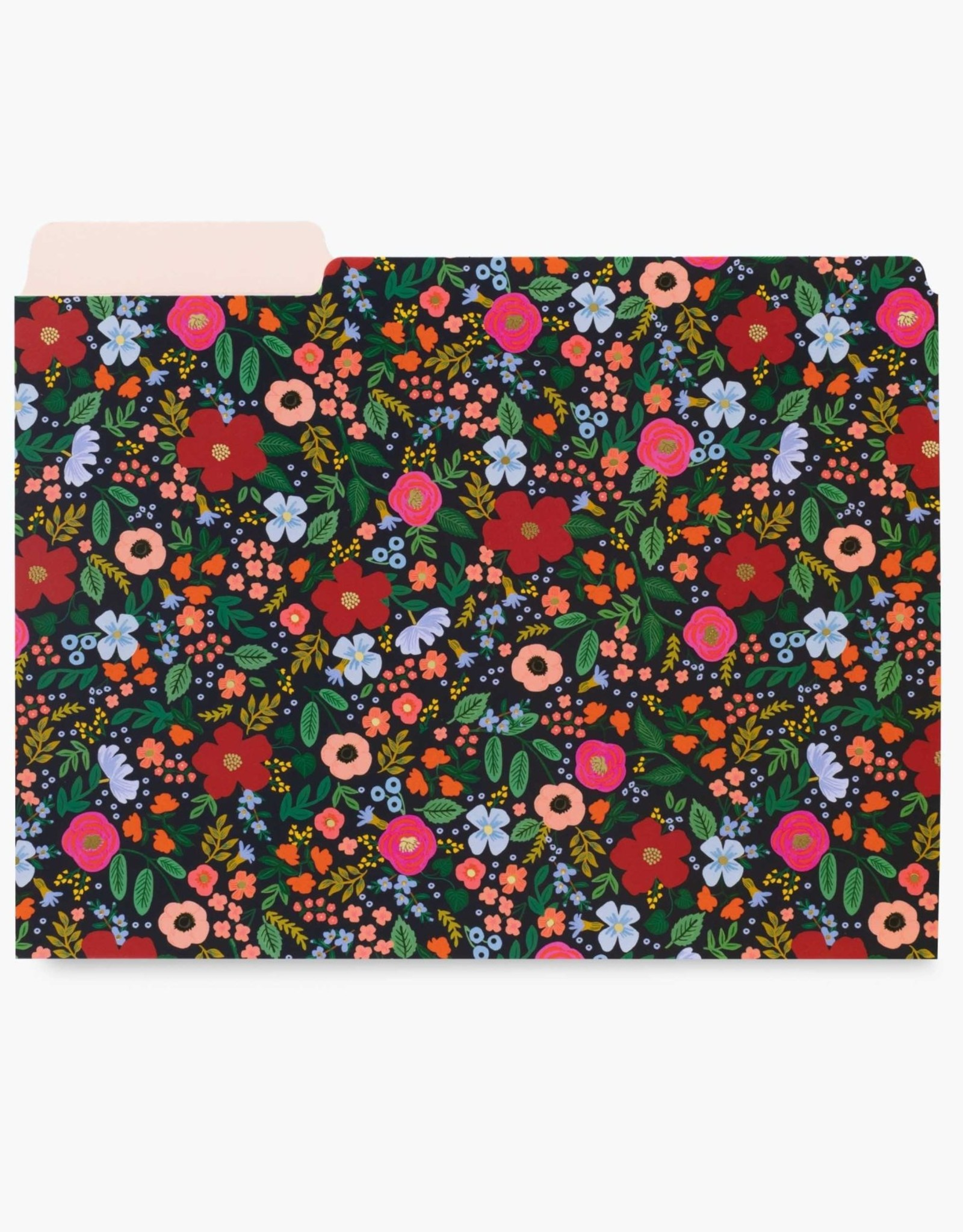 Wild Rose File Folder Set