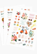 Rifle Paper Co Sticker Sheets - Set of Three