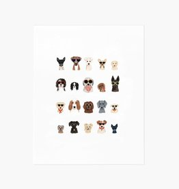 Dogs Days Print