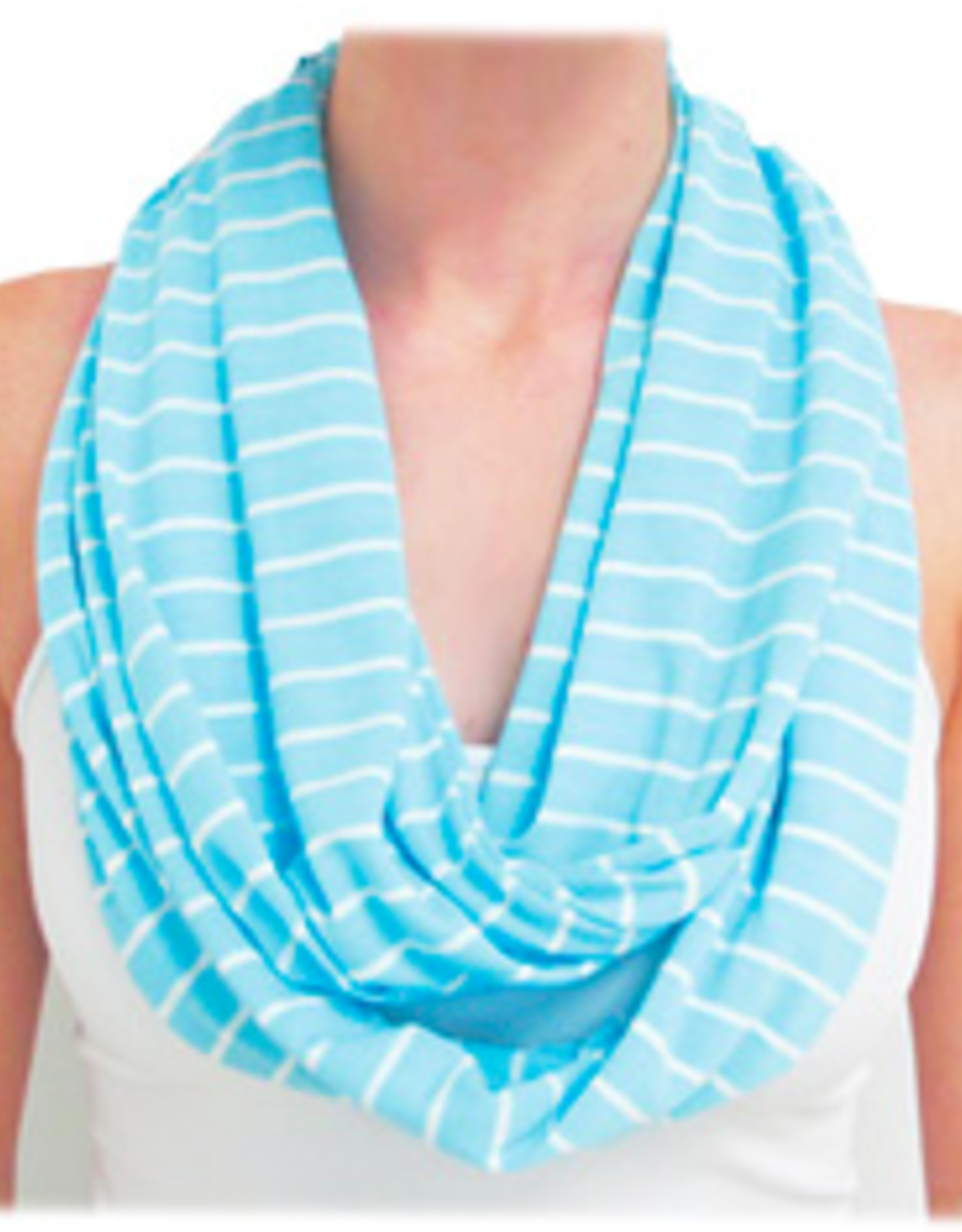 Jersey Infinity Scarf in 6 Colors