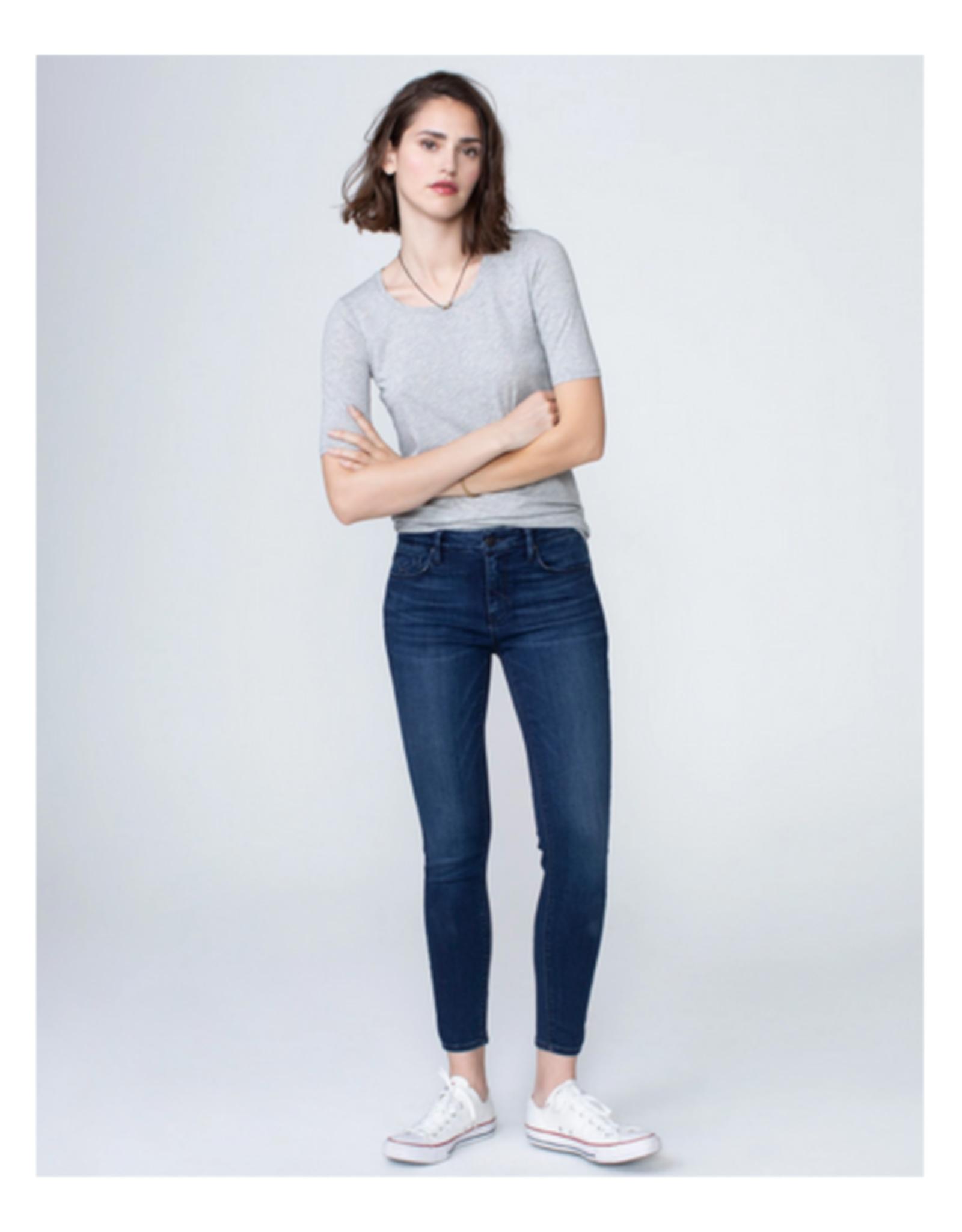Kora Mid-Rise Skinny Jean