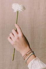 Scout Delicate Wrap Bracelet - Moonstone