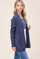 Long Cardi with Pockets