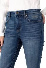 Marley Girlfriend Cuffed Jeans