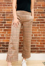 Mabel Pull On Wide Leg Pants