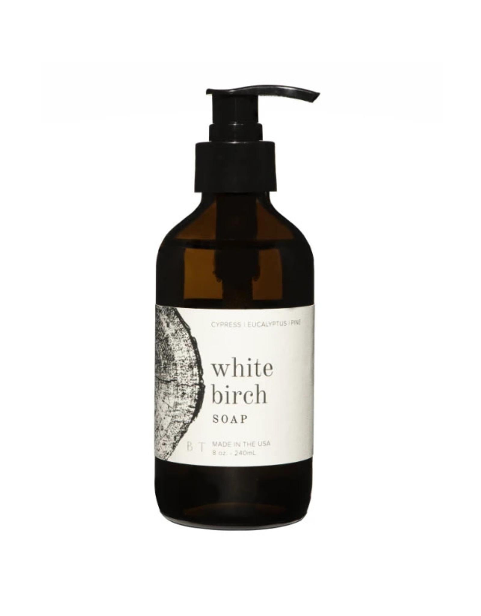 White Birch Soap - 8 oz.