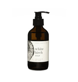 White Birch Liquid Soap - 8 oz.
