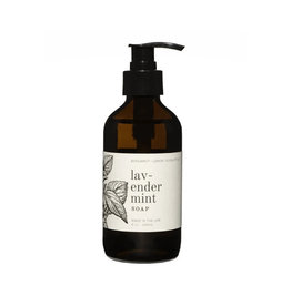 Lavender Mint Liquid Soap - 8 oz.