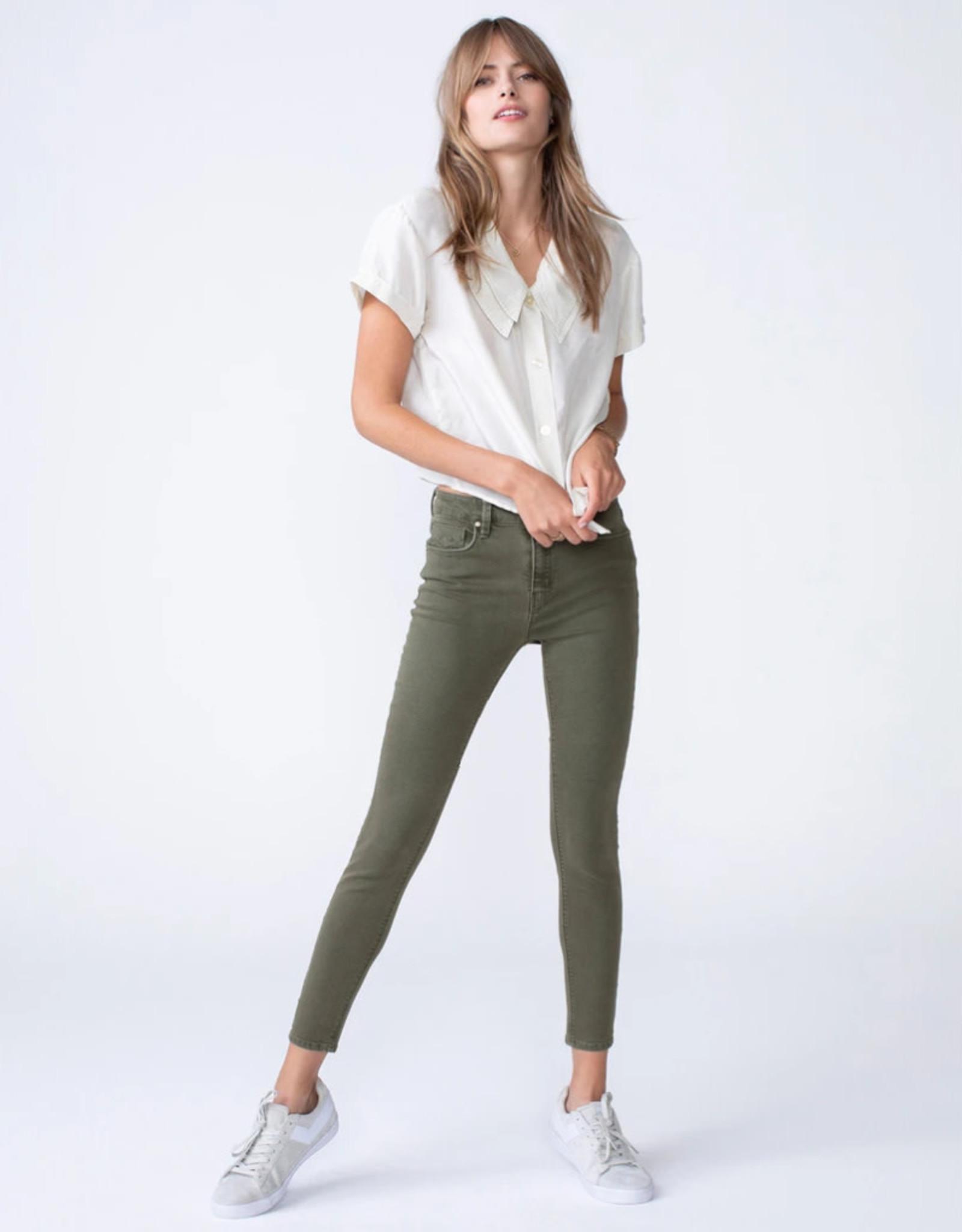 Olivia High Rise Skinny Jeans