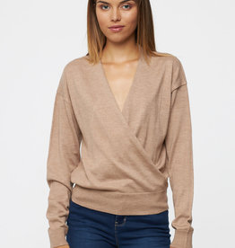 Cross Front Sweater - 4 Colors