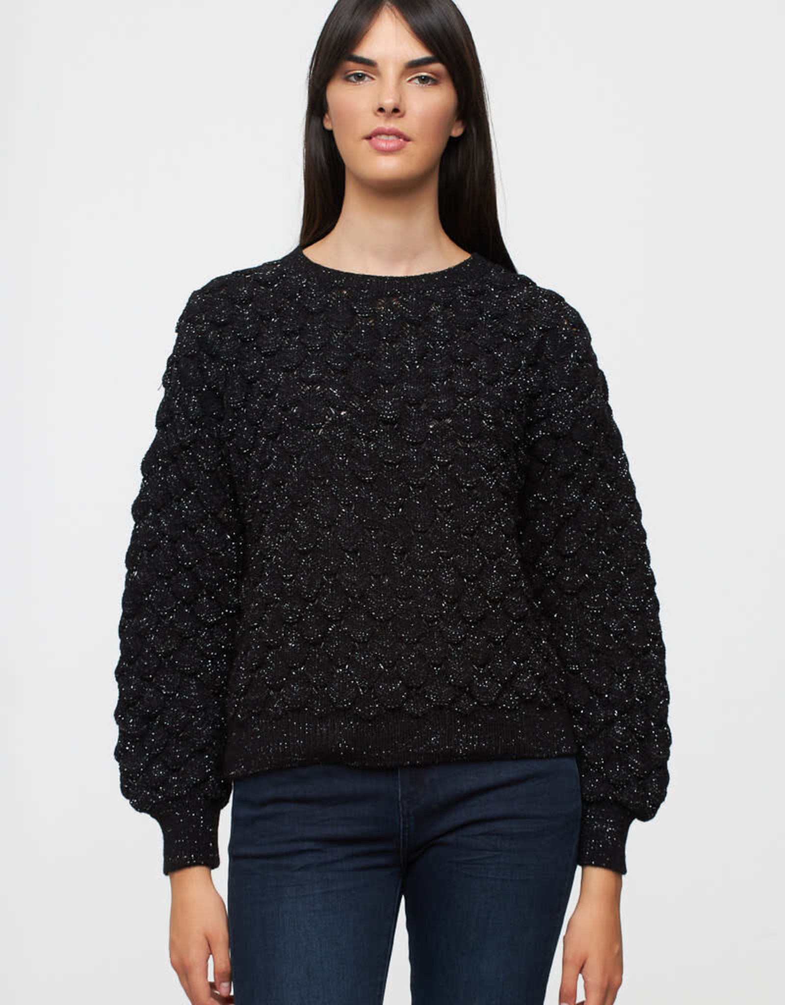 Shell Stitch Pullover - 2 Colors