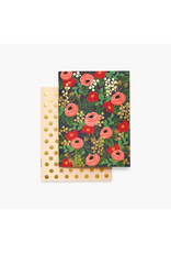Set of 2 Pocket Notebooks in 4 Designs