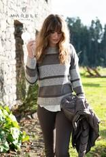 Horizontal Stripe Sweater