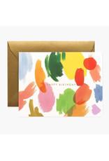 """""""Palette"""" Birthday Card"""