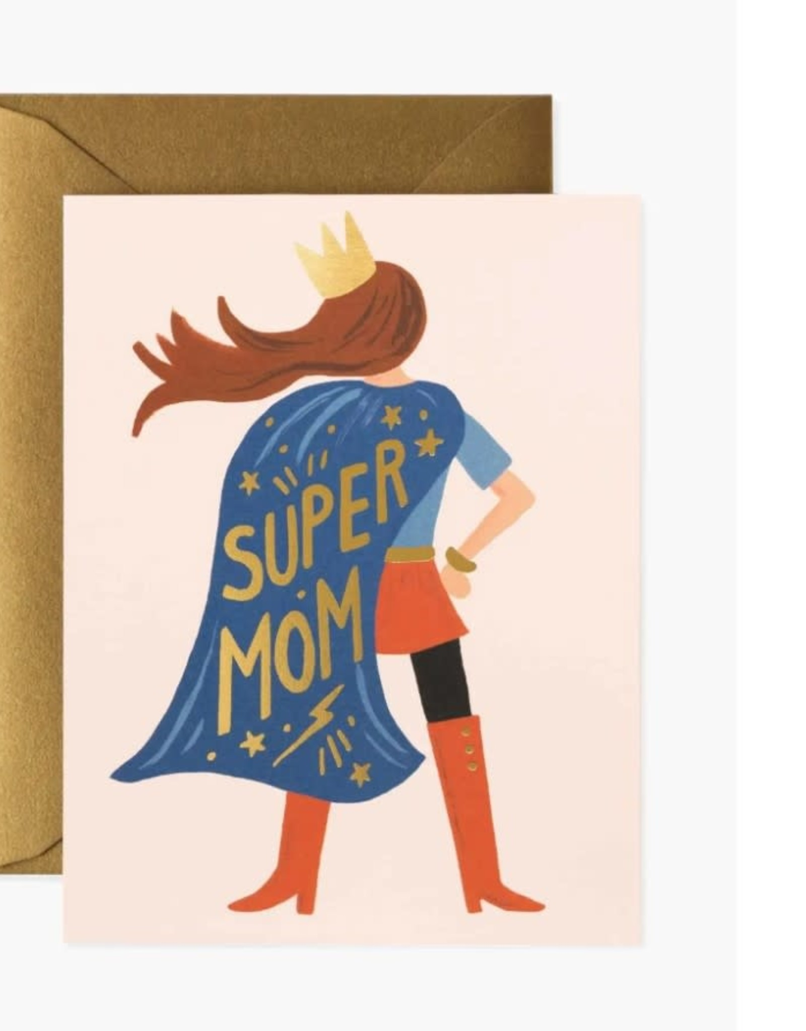 Super Mom Card