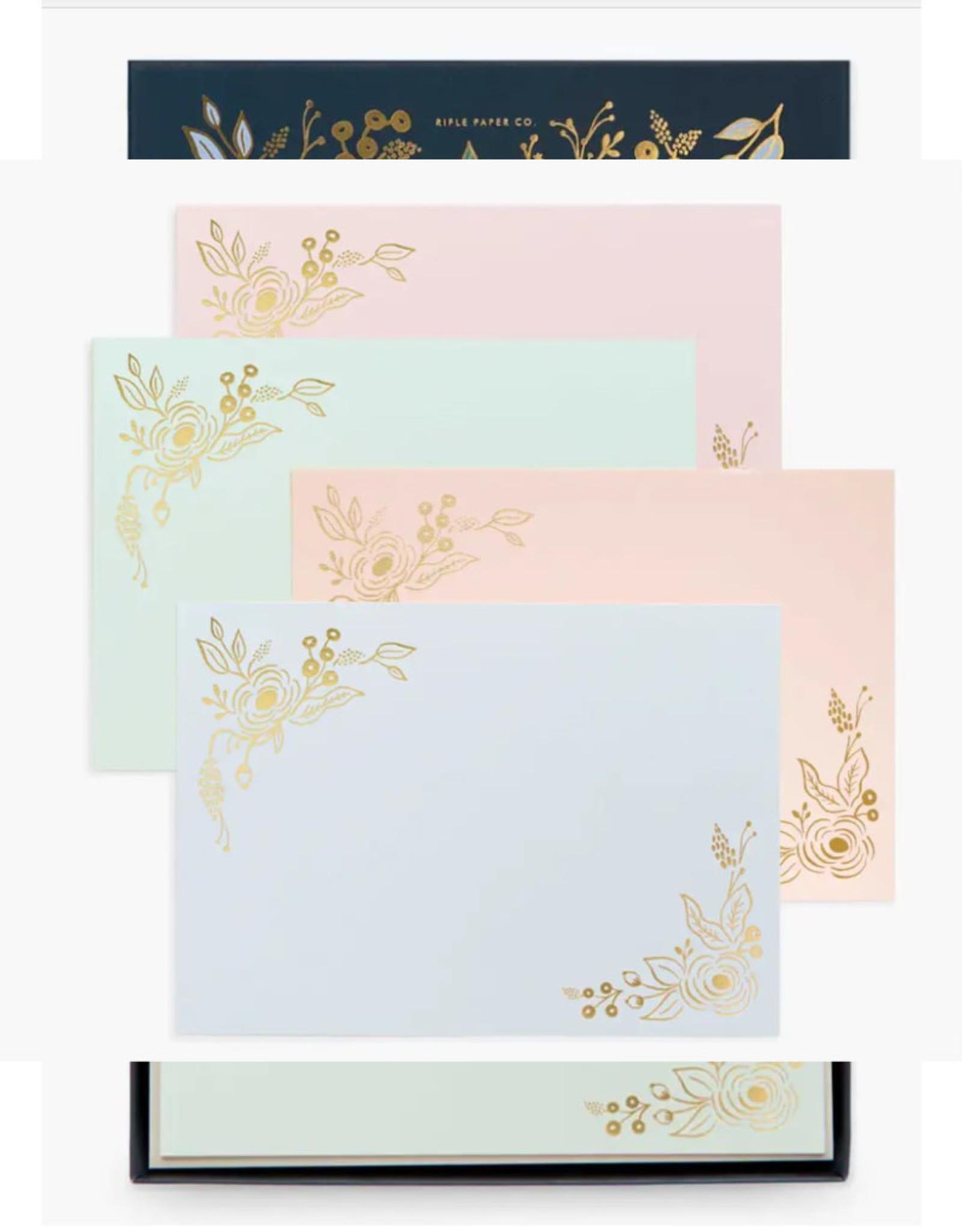 Colette Social Stationery Set