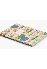 Set of 2 Notebooks in 2 Prints
