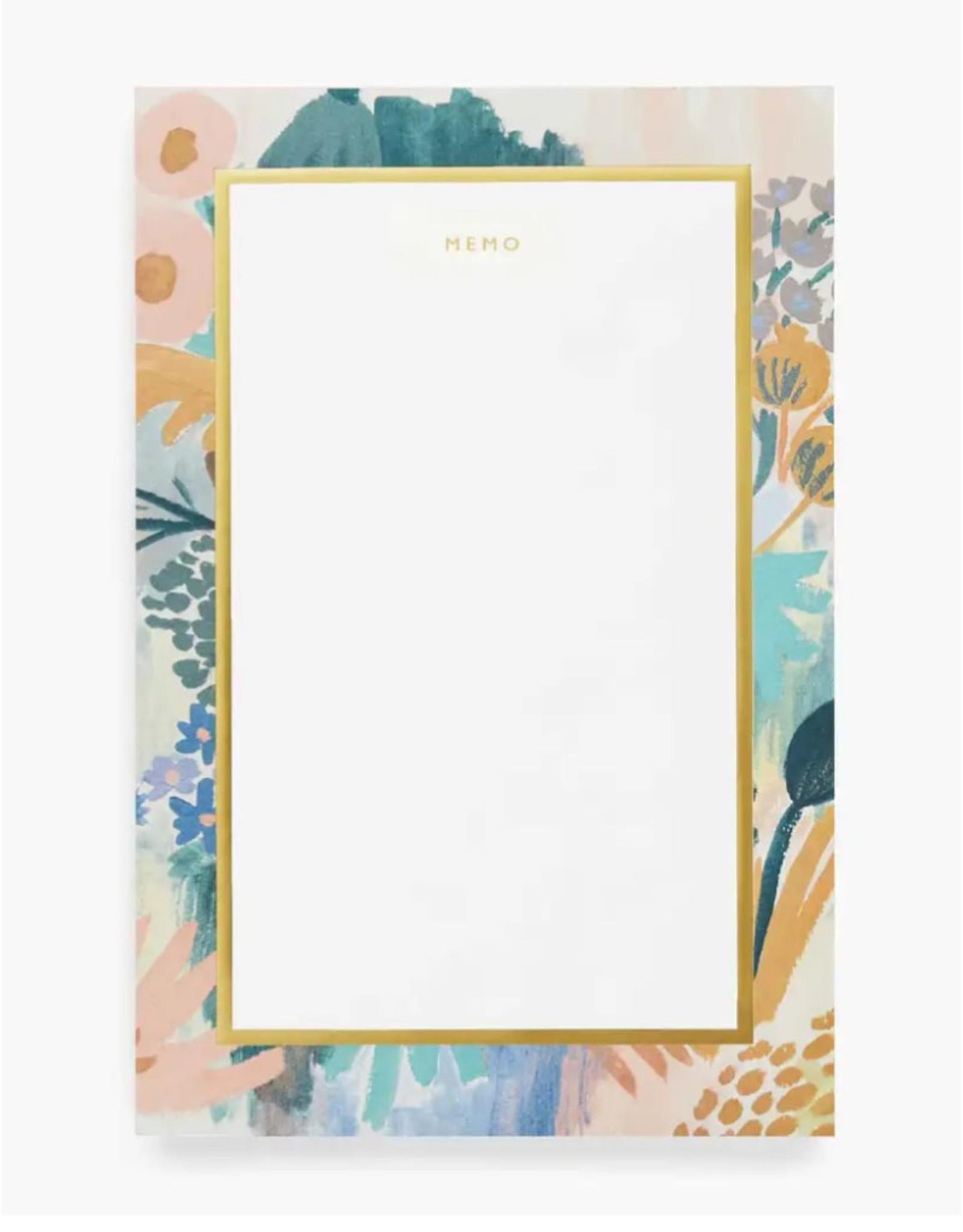 Memo Notepad - Luisa