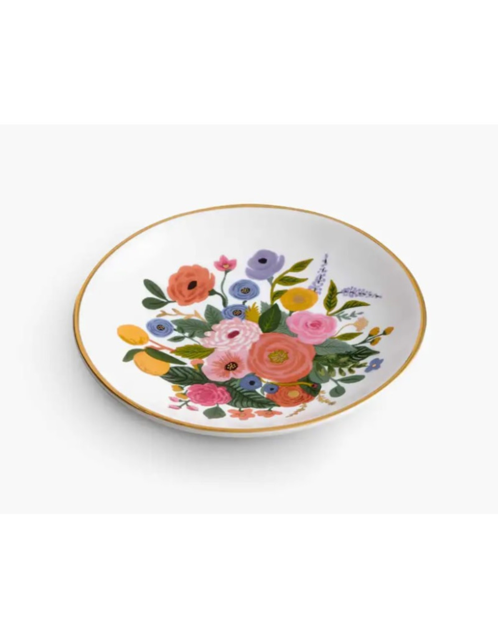 Ring Dish - Garden Party Bouquet