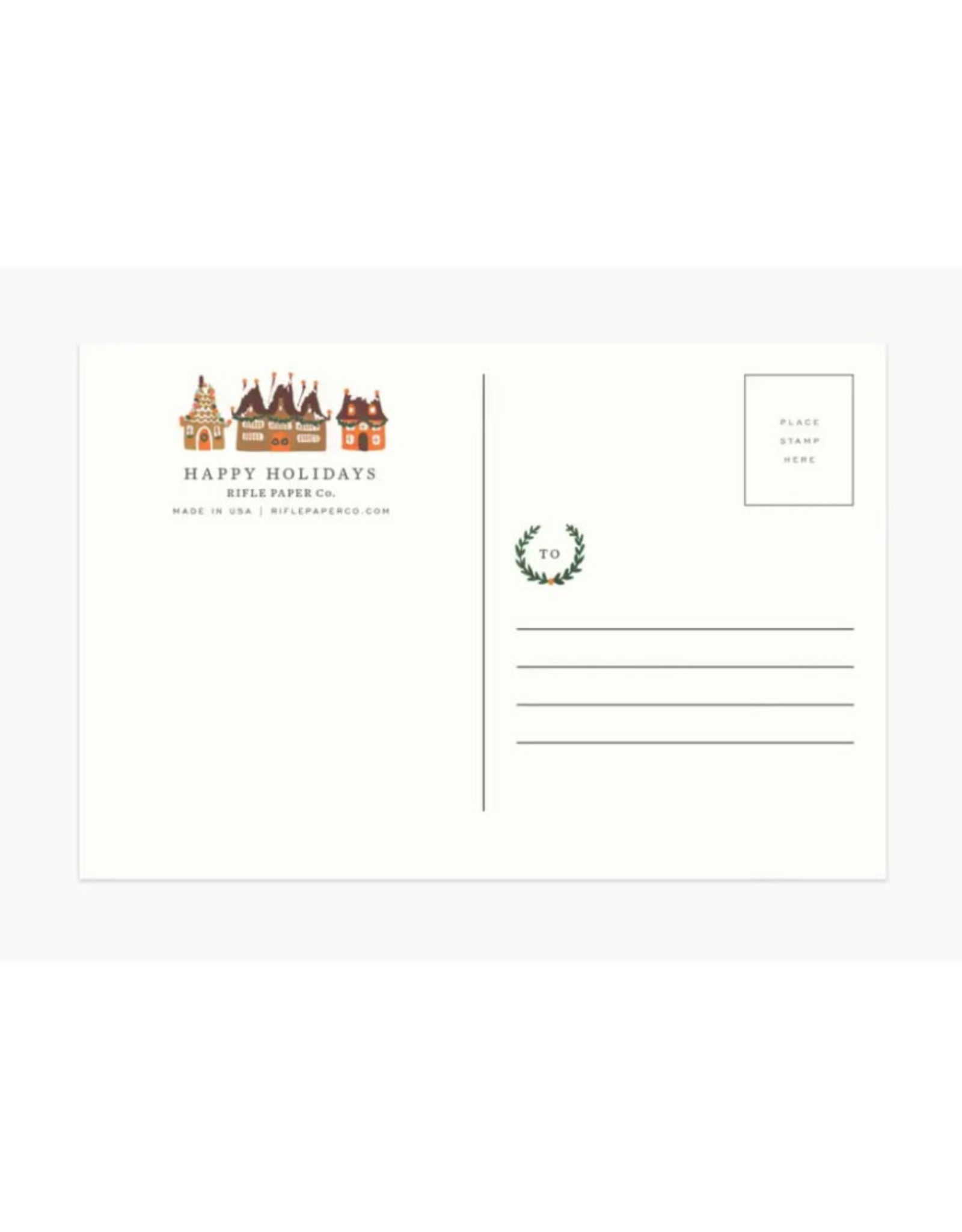 Holiday Postcards - Package of 10