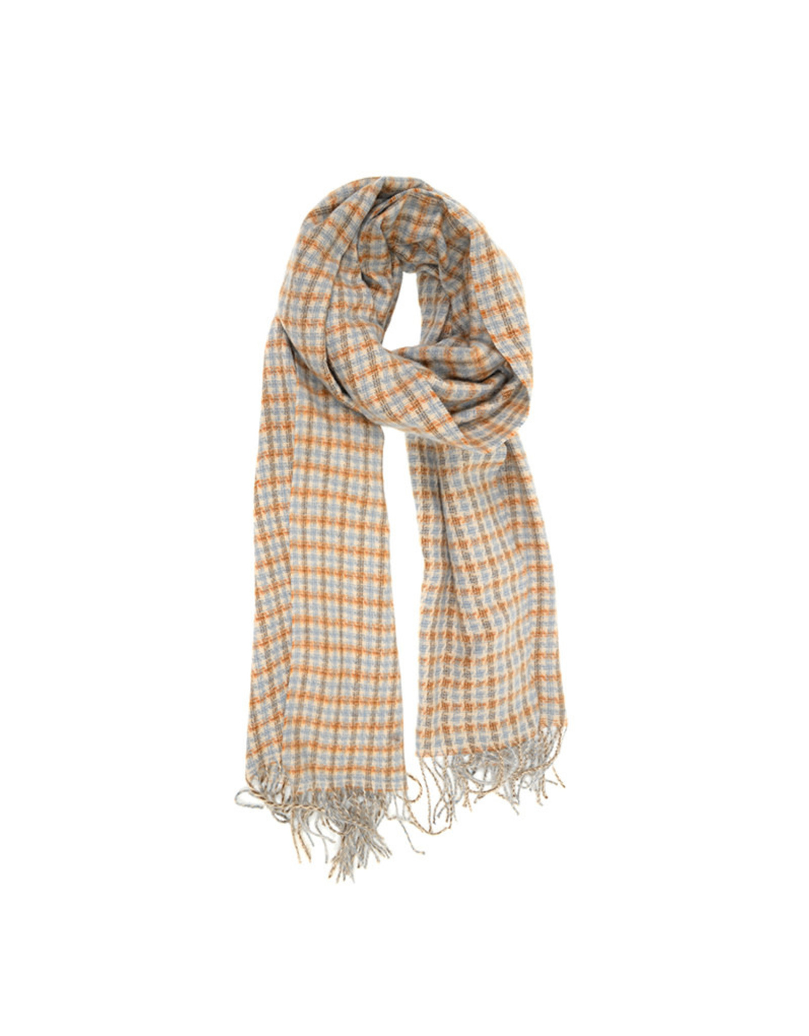 Tattersall Scarf in 3 Colors