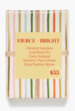 """Fierce & Bright"" Holiday Gift Box"