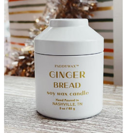 3 oz. Candle Tin - Ginger Bread